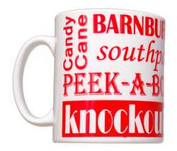 Alt Image for: Boxing Text Mug