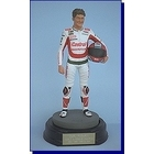 Image of: Carl Fogarty Porcelain Figure