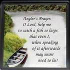 Image of: Anglers Prayer Coasters