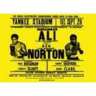 Image of: Ali v Norton Poster