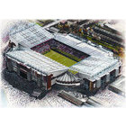 Image of: Old Trafford - Manchester United
