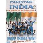 Image of: Pakistan v India 2004 One Day  DVD (NTSC)