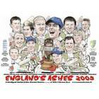 Image of: Ashes 2005