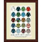 Image of: Famous Rugby Jerseys 1895