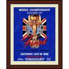 Image of: World Cup Final programme 1966