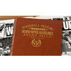 Image of: Commemorative Newspaper Book - Aston Villa
