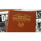 Image of: Commemorative Newspaper Book - Blackburn Rove