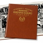 Image of: Commemorative Newspaper Book - Chelsea