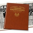Image of: Commemorative Newspaper Book - Fulham