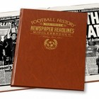 Image of: Commemorative Newspaper Book - Middlesbrough