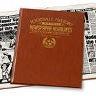 Image of: Commemorative Newspaper Book - Tottenham
