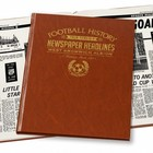 Image of: Commemorative Newspaper Book - WBA