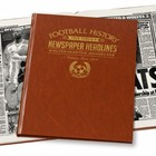 Image of: Commemorative Newspaper Book - Wolves