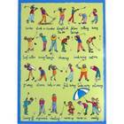 Image of: Golfers Greeting Card