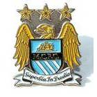 Image of: Manchester City Pin Badge