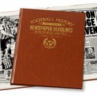Image of: Commemorative Newspaper Book - Sheffield Unit