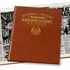 Image of: Commemorative Newspaper Book - Watford