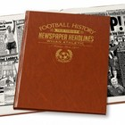 Image of: Commemorative Newspaper Book - Wigan