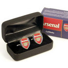 Image of: Arsenal Crest Cufflinks