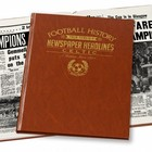 Image of: Commemorative Newspaper Book - Celtic