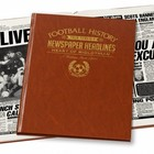 Image of: Commemorative Newspaper Book - Hearts