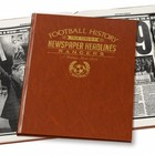 Image of: Commemorative Newspaper Book - Rangers