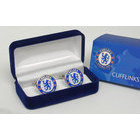 Image of: Chelsea Crest Cufflinks