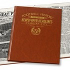 Image of: Commemorative Newspaper Book - Cardiff City