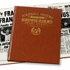 Image of: Commemorative Newspaper Book - Derby County