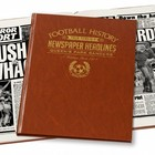 Image of: Commemorative Newspaper Book - QPR