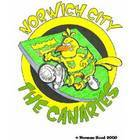 Image of: Norwich Badge