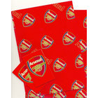 Image of: Arsenal Gift Wrap