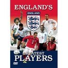 Image of: England's Greatest Players DVD