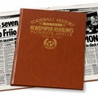 Image of: Commemorative Newspaper Book - Plymouth Argyle