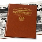 Image of: Commemorative Newspaper Book - Rangers in Europe