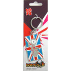 Image of: Wenlock Union Jack Keyring
