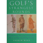 Image of: Golf's Strangest Rounds
