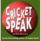 Image of: Cricket Speak Book