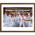 Image of: England & Barmy Army Sydney Celebration