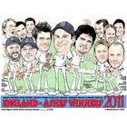 Image of: Ashes 2011 Caricature