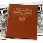 Image of: Commemorative Newspaper Book - Brighton and Hove Albion