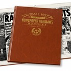 Image of: Commemorative Newspaper Book - Burnley