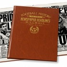 Image of: Commemorative Newspaper Book - Millwall