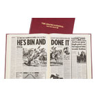 Image of: Commemorative Newspaper Book-Grand National  Edition