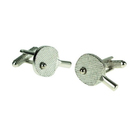 Image of: Table Tennis Bats Cufflinks