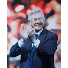 Image of: Sir Alex Ferguson Print by Jody Craddock