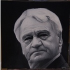 Image of: Sir Bobby Robson Print by Jody Craddock