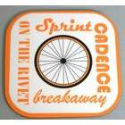 Image of: Cycling Text Coaster