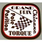 Image of: Motor Racing Text Coaster