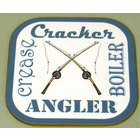 Image of: Coarse Fishing Text Coaster